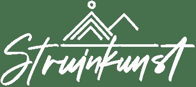 Logo struinkunst_wit
