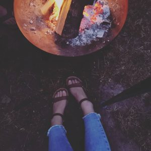 Lisette-kampvuur-zomer
